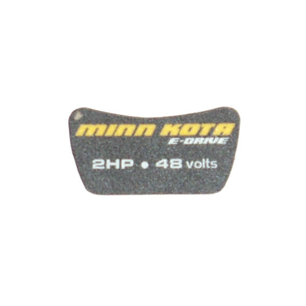 Minn Kota Trolling Motor Part - DECAL-SHROUD - 2045600