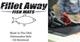 Fillet Away Fish Mat