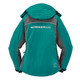 Striker Ice - Women's Prism Jacket - Emerald Teal / Gray