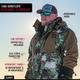 Striker Ice - Men's Climate Jacket - Veil Stryk Transition