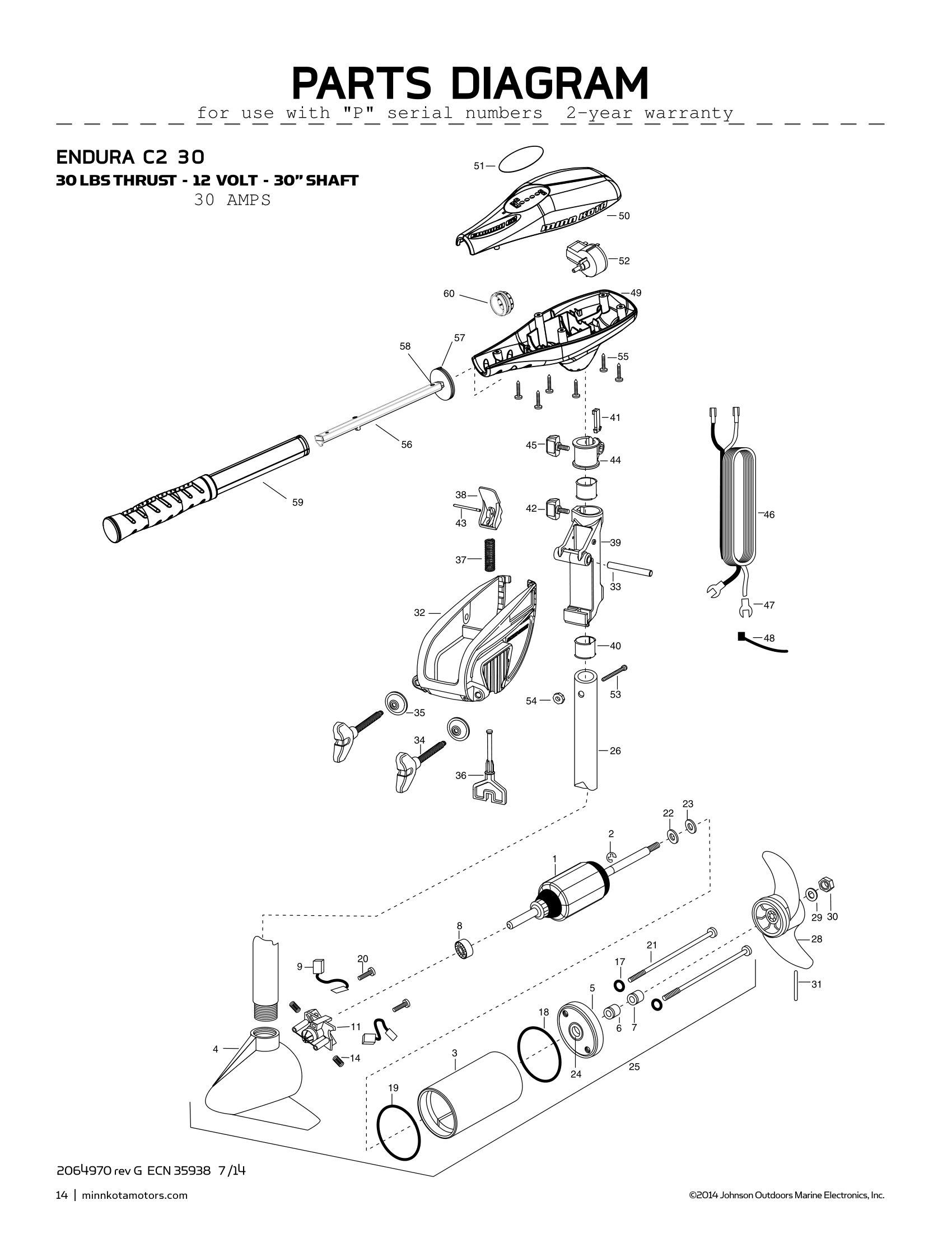 Minn Kota Trolling Motor Schematics - Bookmark About Wiring Diagram