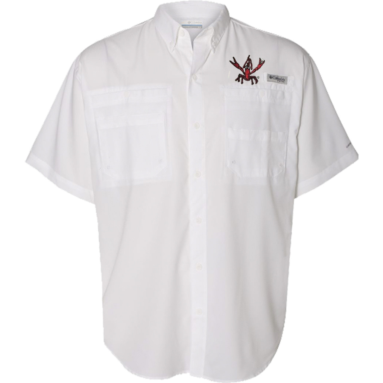 a32efe4f Crawfish Fishing Shirt (white)