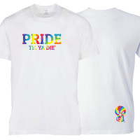 Pride Til Ya Die Tee