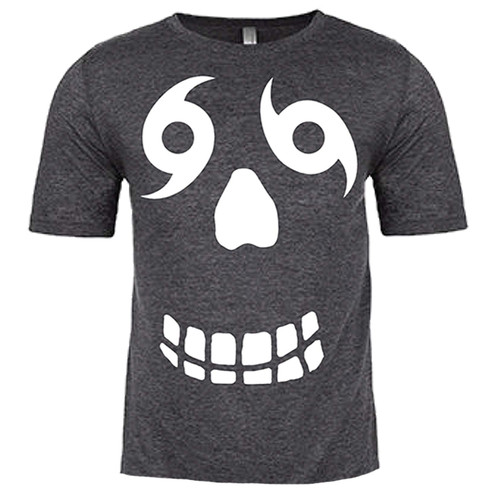 Face Unisex Tee (charcoal)