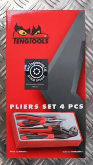PLIERS SET 4 PCS