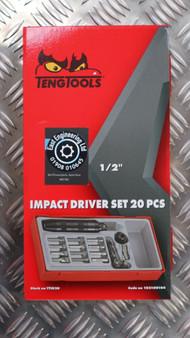 IMPACT DRIVER SET 20 PCS