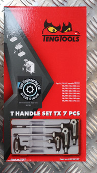 T HANDLE SET TX 7 PCS