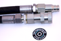 """3/4"""" BREAKER HOSE (OUR TYPE A) with couplings inc-shipping"""