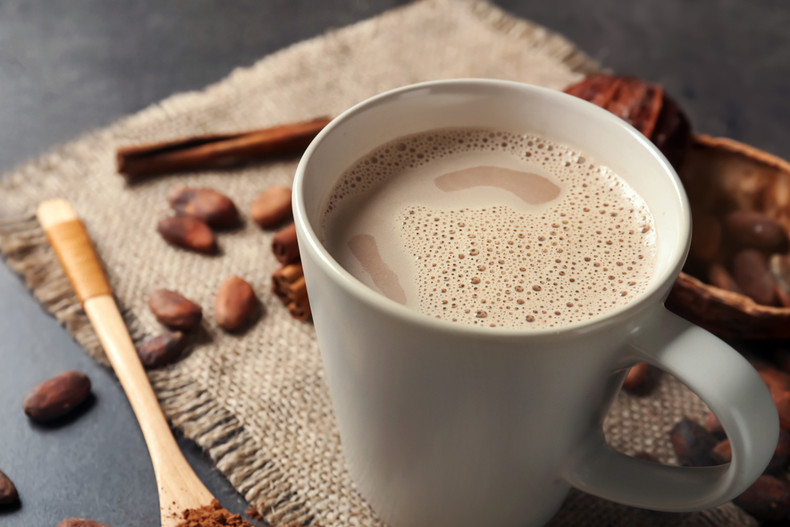 CBD Hot Cocoa - CBD Comfort Food that Actually Tastes Great!