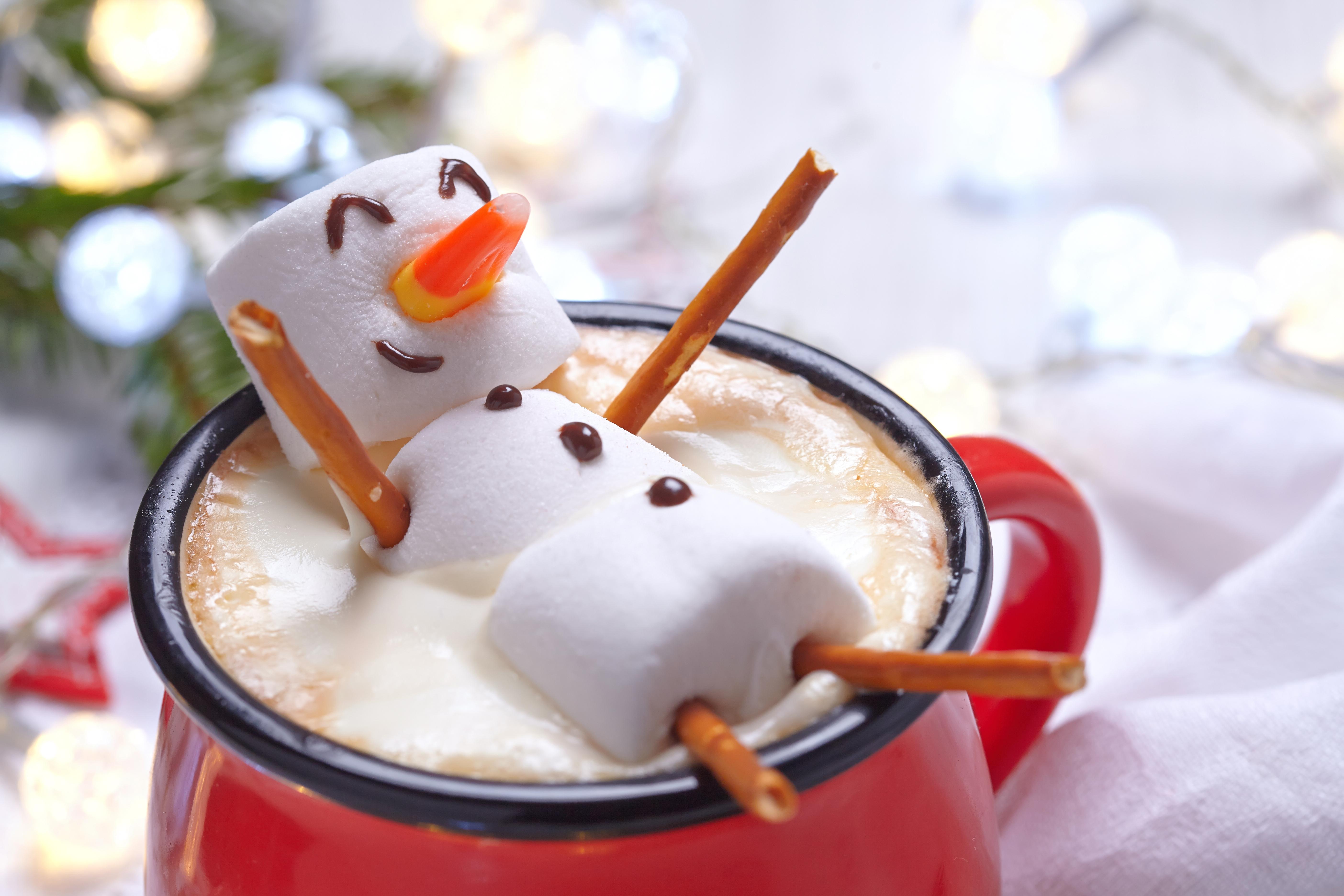CBD Hot Cocoa tastes great