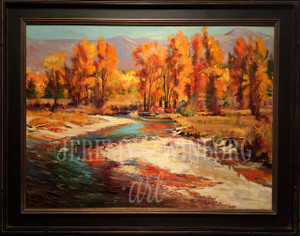 Golden Gros Ventre Original