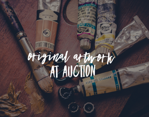 Upcoming Auction Artwork from Jeremy Winborg
