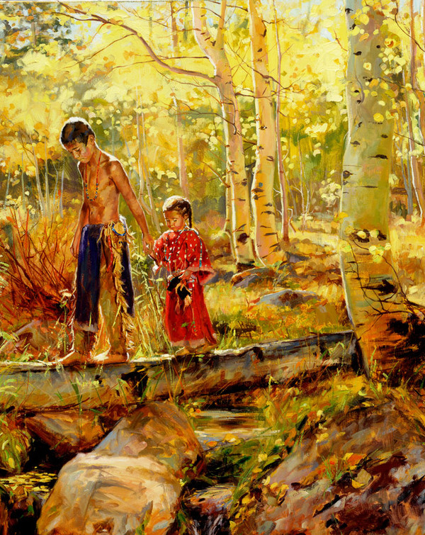 Brotherly Love Original (SOLD)