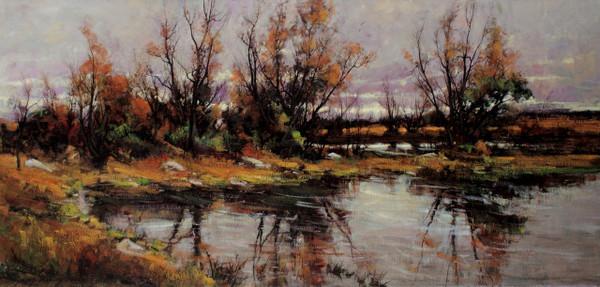 November Reflections Original (SOLD)