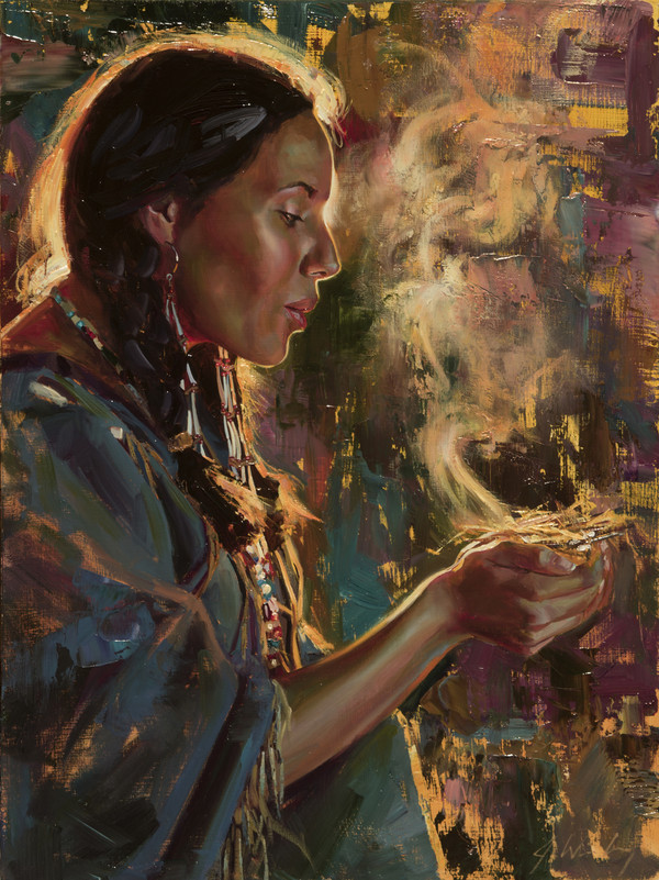 Kindler of the Flame (SOLD)