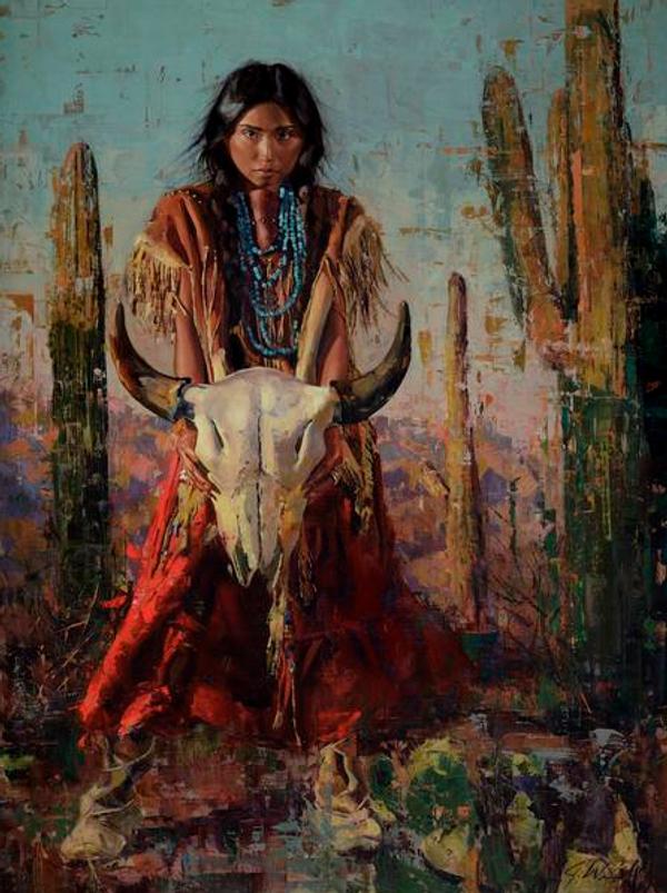 Original Artwork at Trailside Gallery