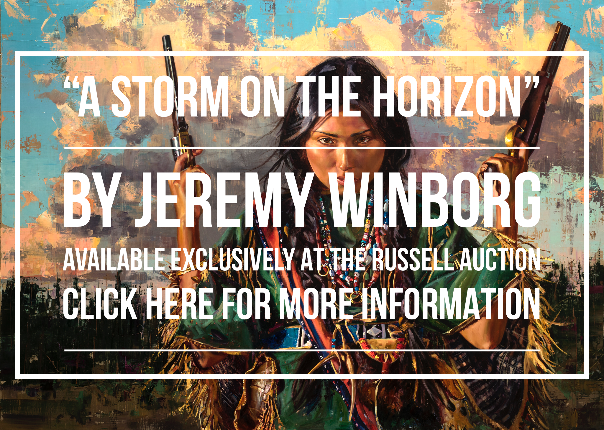 Jeremy Winborg Russell Auction
