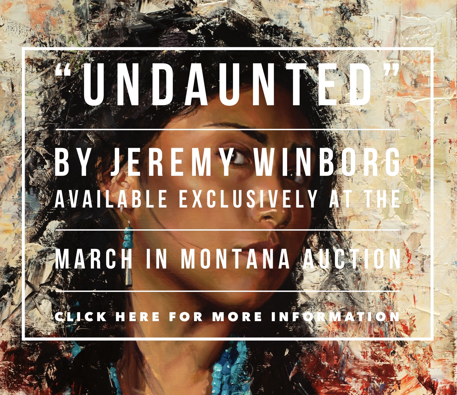 Jeremy Winborg March in Montana Auction