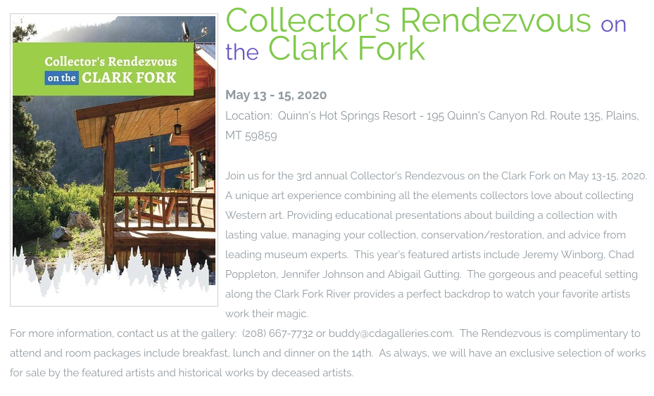 Collector's Rendezvous
