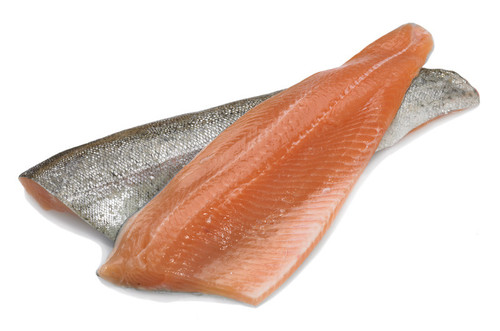 Fresh Sea Reared Trout Fillet - Superior Grade Whole Sea Trout x 1(min 1.2kg)