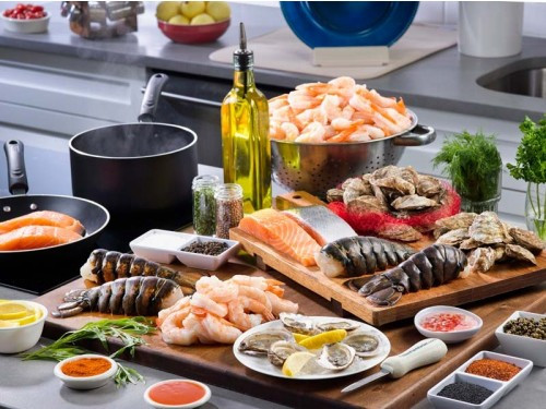 Seafood Lovers Bundle