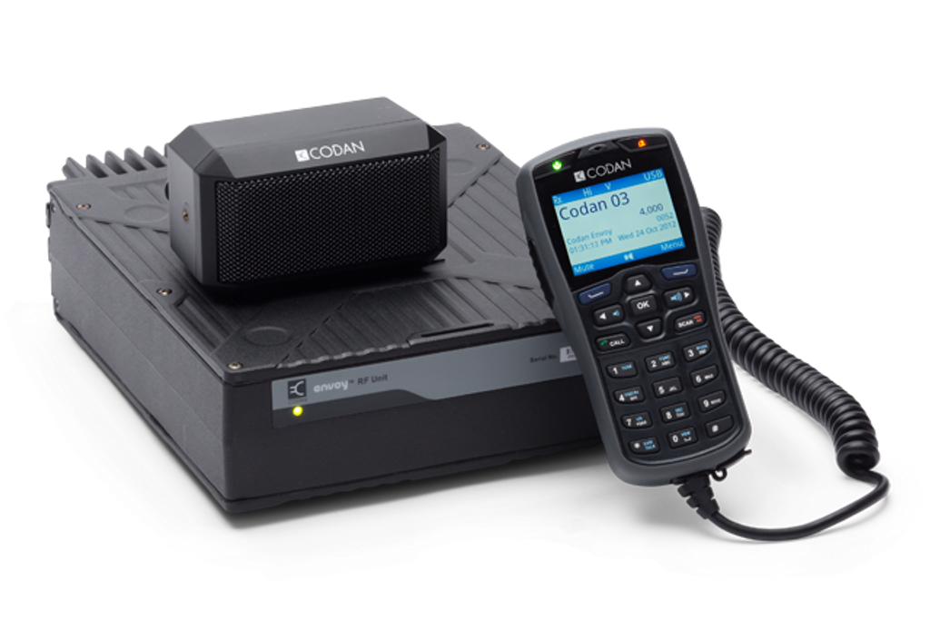 Envoy is the only HF base system with a purpose-built smart desktop console that gives you maximum operational flexibility and full remote control capability.