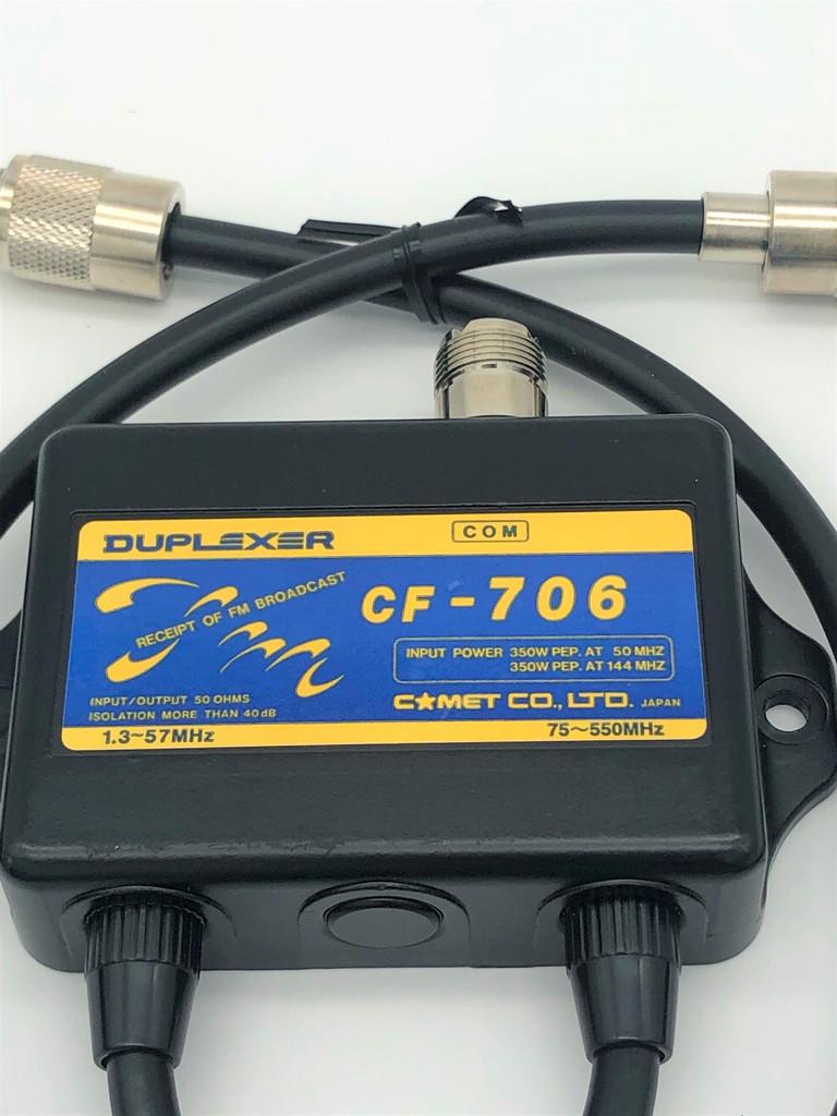 CF-706 Diplexer Close Up