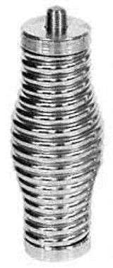"C-30 Chrome Plated 4"" Spring"