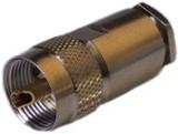 UHF Plug Clamp RG213