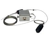 Horizontal End Fed Tri-Band Antenna