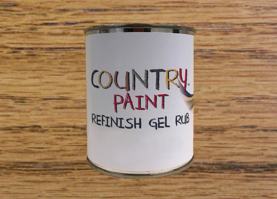 Refinish Gel Rub Walnut