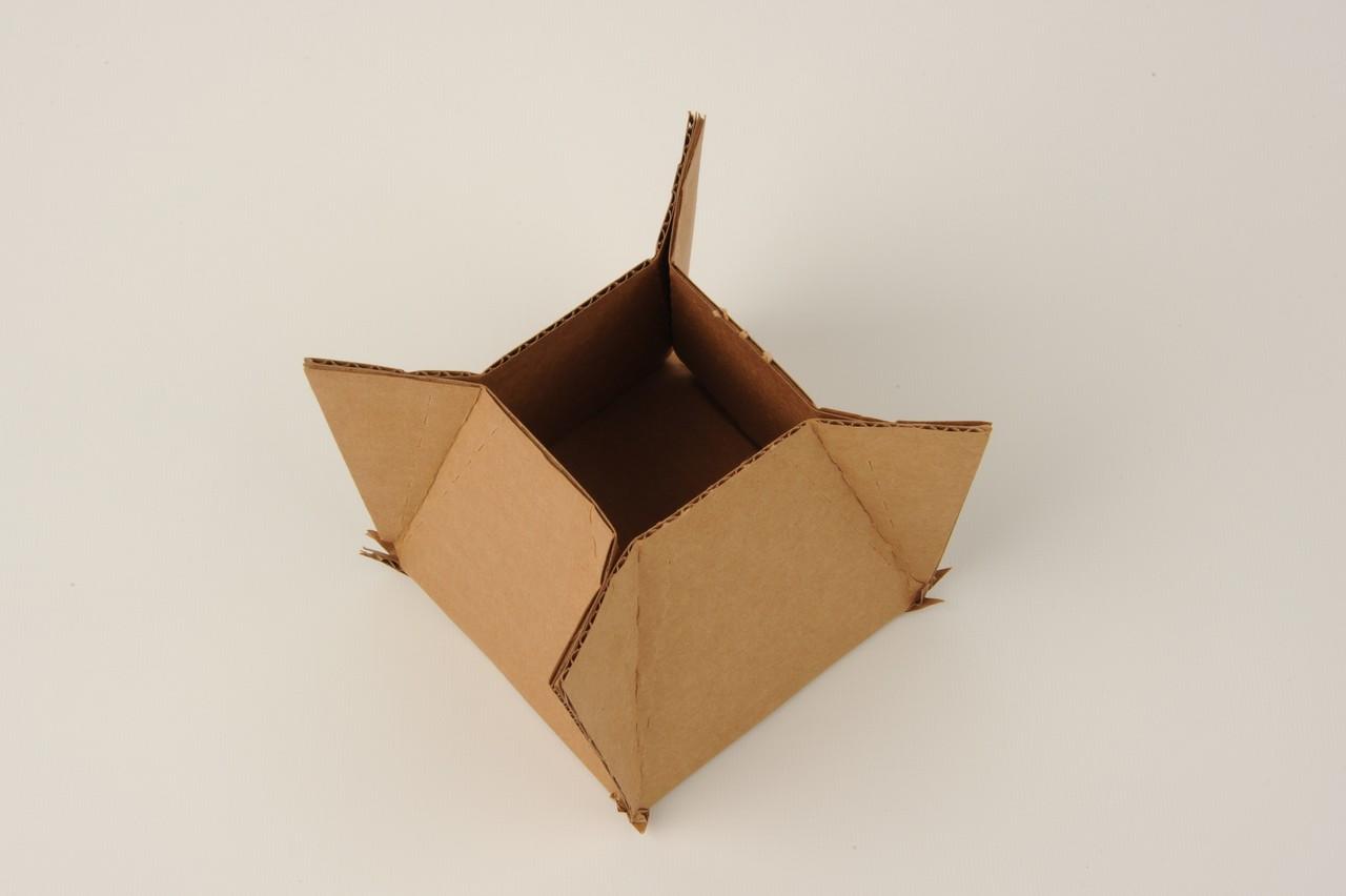 Pyramid Packer
