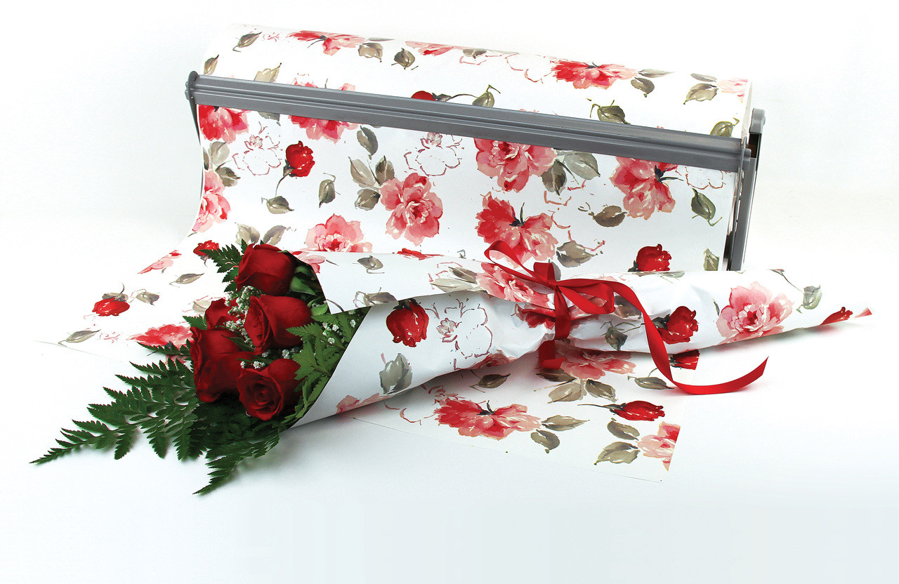 Roll Paper - Victorian Rose