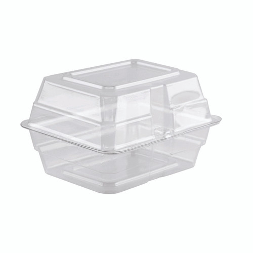 Clear Plastic Floral Boxes