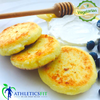 Low fat Cottage cheese slider (Syrniki) with Organic local Fruits