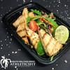 Grilled Tofu salad