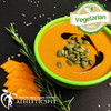 Organic Vegan Pumpkin soup