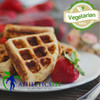 Protein Breakfast Waffles w/ Uncured Turkey Bacon