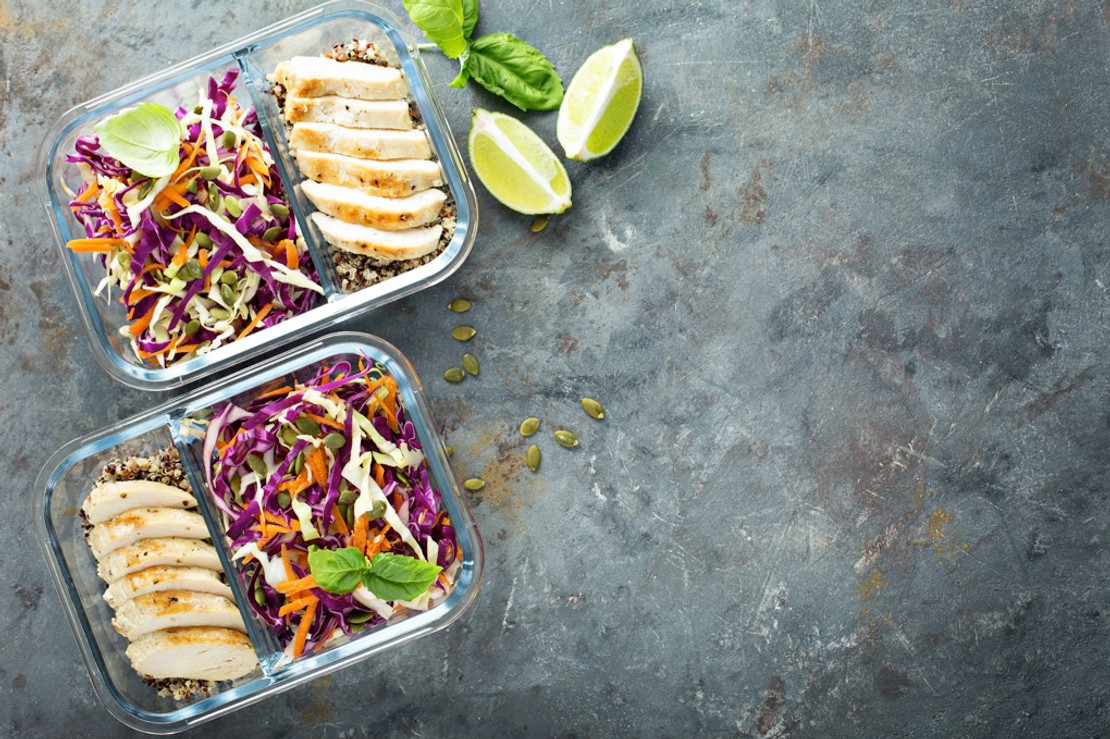 Organized Health: How to Meal Plan