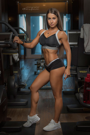 AF VIP Meal Plan Program by IFBB PRO - Nika LAZUTINA