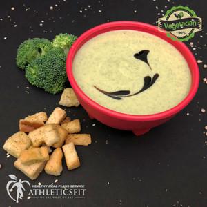 Organic Broccoli Cream Soup