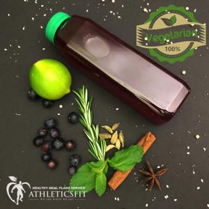 Wild Berry Ice Tea (Home Made).