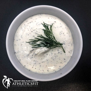 Organic Tatziki Sauce (2oz)