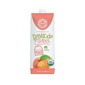 Peach Organic Green Tea (Gratitude)