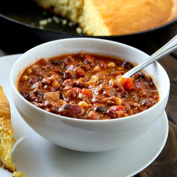 Lean Turkey Chilli