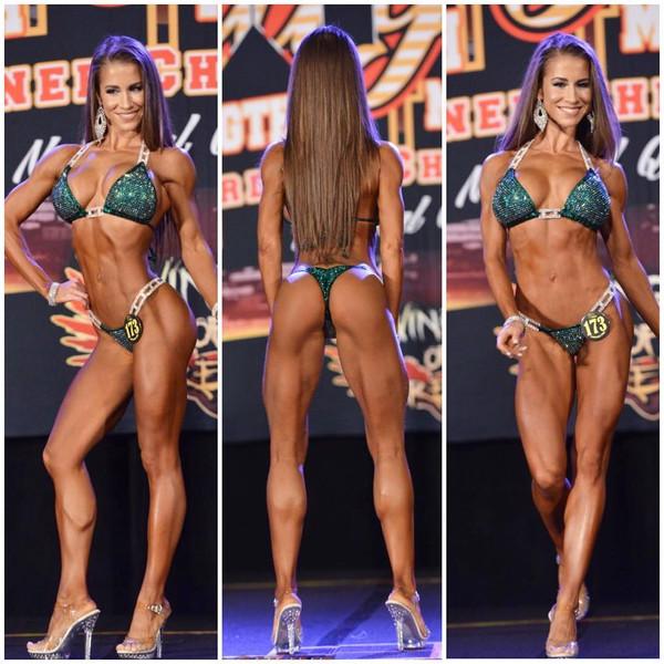 Nika Lazutina IFBB PRO @lazutina_ifbb_pro