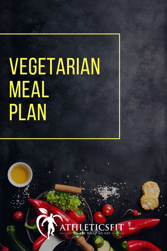 Vegetarian Healthy Meal Plan