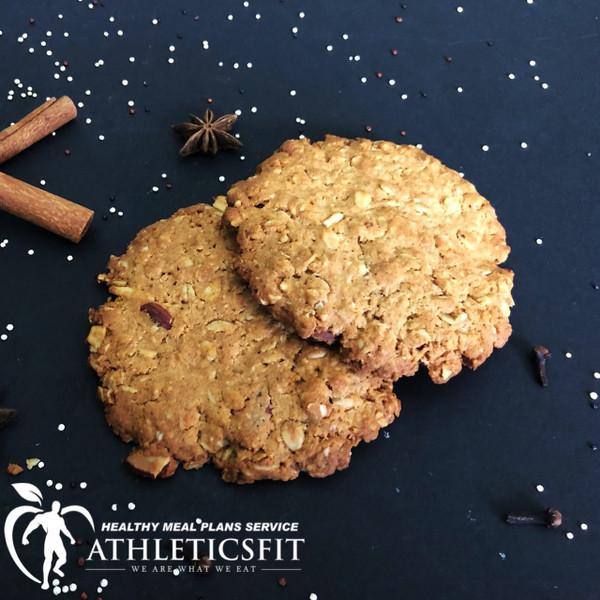 Organic Gluten free Protein Almond Cookie.