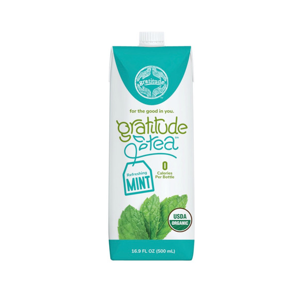 Mint Organic Green Tea (Gratitude)