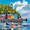 Arriving Tobermory - Medium